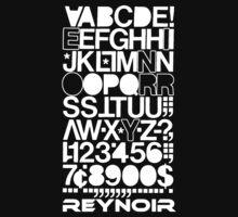 Black & white by reynoirjr