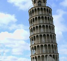Leaning Tower in Illinois by Ghelly