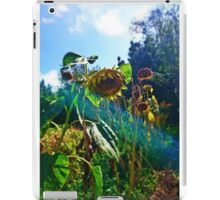 The Life of a Sun Flower iPad Case/Skin
