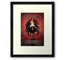 Abomination of the Earth Framed Print
