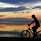 Boy on a Bike by Jenny Dean