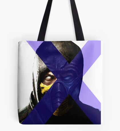 Mortal Kombat Merge Tote Bag