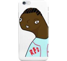 Red Sox Dr Dri iPhone Case/Skin