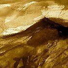 distant peak....in sepia by banrai