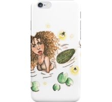 Bayou Mermaid iPhone Case/Skin
