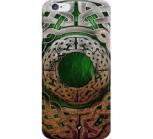 Stone Celtic Knbot Circle iPhone Case/Skin