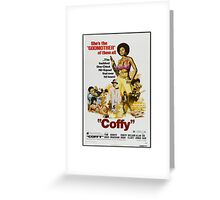 Coffy (Brown) Greeting Card