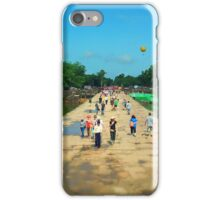 A Touch of Angkor iPhone Case/Skin