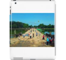 A Touch of Angkor iPad Case/Skin