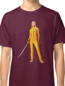Uma Thurman (Kill Bill) Classic T-Shirt