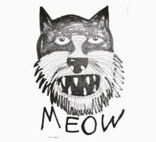 meow by samuel Eglington