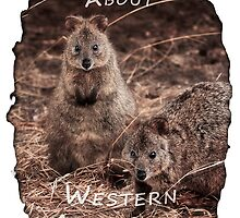Quokkas - MAD About Western Australia by Dave Catley