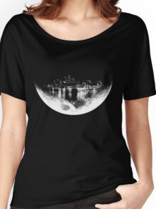lunacity Women's Relaxed Fit T-Shirt