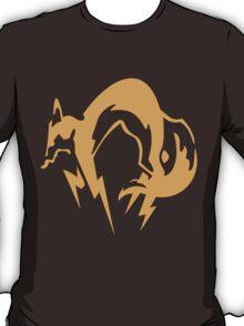 Metal Gear Fox Unit Art T-Shirt