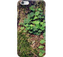 { clover corner } iPhone Case/Skin