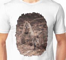 Quokkas - Western Australia Unisex T-Shirt