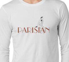 Parisian Long Sleeve T-Shirt