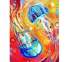 Jelly Dance Photographic Print