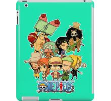 One Piece Straw Hat Pirates iPad Case/Skin