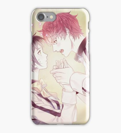 Red will protect you ~Nameless iPhone Case/Skin