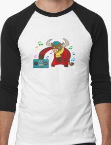 Beatbull Men's Baseball ¾ T-Shirt
