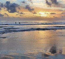 Sunrise Surfing-2274 by Barbara Harris