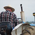 A Farmer and His Tractor  by Tori Snow