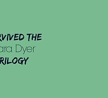 I Survived Mara Dyer Trilogy by TheLovelyBooks