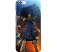 Colossus of King/George Streets, Sydney, Australia 2012 iPhone Case/Skin