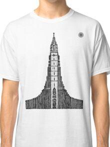 Hallgrimskirkja (Icelandic Cathedral) Classic T-Shirt