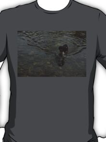 Crystal Clear Water Play - the Splashing Puppy T-Shirt