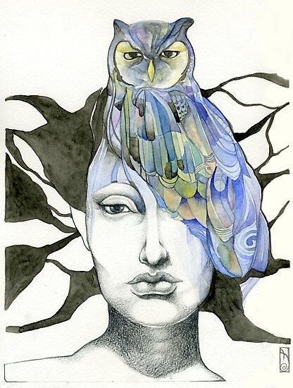 Totem #1 by Patricia Ariel