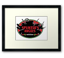 Splinter's Angels Framed Print