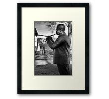 Dizzy 4 Framed Print