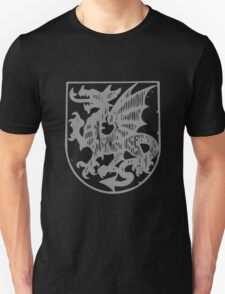A Complete Guide to Heraldry - Figure 427 — A German dragon T-Shirt