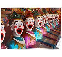 clown games Poster