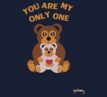 You are my only one by telberry