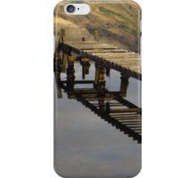 The Broken Jetty iPhone Case/Skin