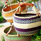 Basket Weavers by Mary Campbell