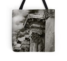 Four columns Tote Bag
