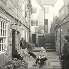 Arguments Yard, Whitby by FritzFitton
