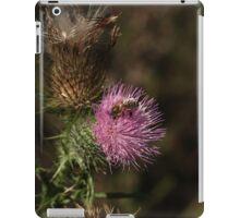 Thistle Bee It iPad Case/Skin