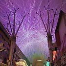 Lightning Strikes by K W