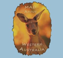 Kangaroo - MAD About Western Australia Kids Clothes