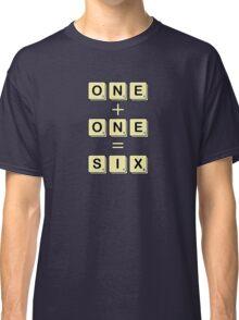 Scrabble Math Classic T-Shirt