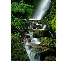 Waterfall at Loweswater Photographic Print