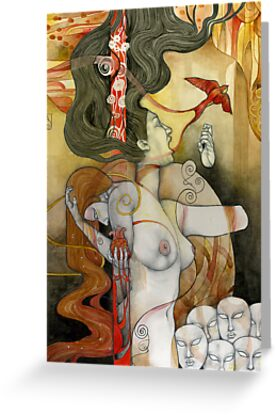 The Scream by Patricia Ariel
