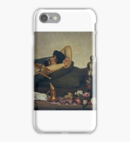 P03996 by Lawrence Alma-Tadema iPhone Case/Skin