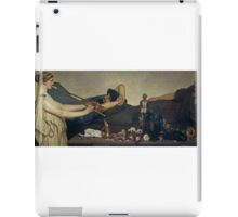 P03996 by Lawrence Alma-Tadema iPad Case/Skin