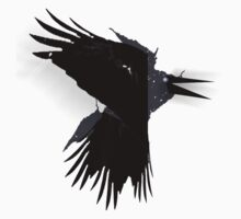 this way crow by arteology